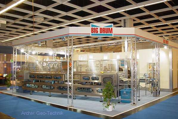 Exhibition stand luminaires, display luminaires