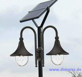 Solar Parklaternen