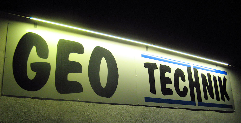 LED Werbetafel-Beleuchtung Lichtleiste 300-600cm