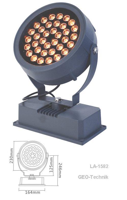 LED Aussenstrahler Spot 8° 15° 30° 45° 36W IP65