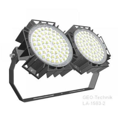 LED Flutlicht und Sportplatzbeleuchtung 240W