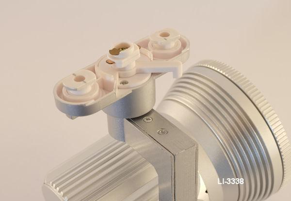 LED Strahler 18W für 1-Phasen Stromschiene